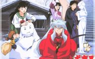 Inuyasha Wallpaper 13 Wide Wallpaper