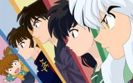 Inuyasha Wallpaper 17 Background Wallpaper