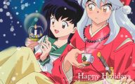 Inuyasha Wallpaper 21 Background Wallpaper