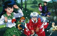 Inuyasha Wallpaper 3 Desktop Wallpaper