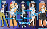 Nisekoi  269 Background Wallpaper