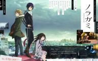 Noragami Anime  4 Background Wallpaper