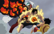 One Piece Ace  32 Desktop Wallpaper