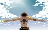 One Piece Ace  34 Wide Wallpaper