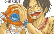 One Piece Ace  4 Desktop Wallpaper