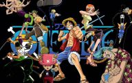 One Piece Characters  10 Background Wallpaper