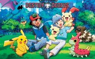 Pokemon 420 Anime Background