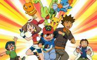 Pokemon 455 Background Wallpaper