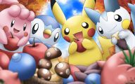 Pokemon Wallpaper 17 Widescreen Wallpaper