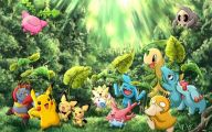 Pokemon Wallpaper 6 Widescreen Wallpaper