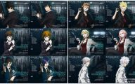 Psycho Pass Characters  2 Anime Background