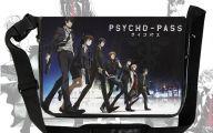 Psycho Pass Kogami 16 Widescreen Wallpaper