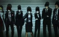 Psycho Pass Movie 44 Anime Background