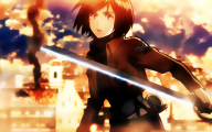 Shingeki No Kyojin Ackerman  15 Free Hd Wallpaper