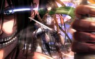 Shingeki No Kyojin Ackerman  4 Desktop Background