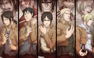 Shingeki No Kyojin Annie  22 High Resolution Wallpaper