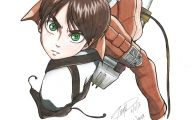 Shingeki No Kyojin Eren  16 Wide Wallpaper