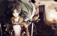 Shingeki No Kyojin Eren  3 Hd Wallpaper