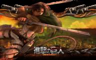 Shingeki No Kyojin Levi  27 Desktop Wallpaper
