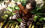 Shingeki No Kyojin Levi  32 Anime Wallpaper