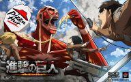 Shingeki No Kyojin Titan  23 Hd Wallpaper