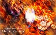 Son Goku Wallpaper 2 Widescreen Wallpaper