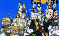 Soul Eater Characters  7 Anime Background