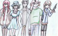 Steins Gate Characters  17 Desktop Wallpaper