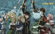 Sword Art Online Arcs  18 High Resolution Wallpaper