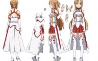 Sword Art Online Asuna  31 Widescreen Wallpaper