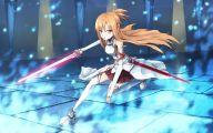 Sword Art Online Asuna  4 Anime Wallpaper