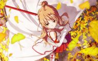 Sword Art Online Asuna  6 Widescreen Wallpaper