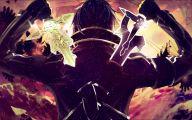 Sword Art Online Background  2 Free Wallpaper