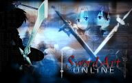 Sword Art Online Background  21 Wide Wallpaper