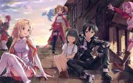 Sword Art Online Background  22 Free Hd Wallpaper