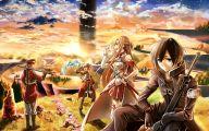 Sword Art Online Beater  8 Desktop Wallpaper