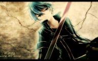 Sword Art Online Kirito  11 Anime Wallpaper
