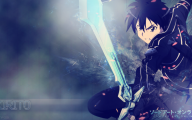 Sword Art Online Kirito  28 Wide Wallpaper