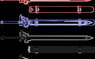 Sword Art Online Kirito  41 Desktop Background