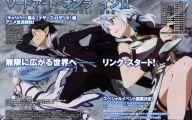 Sword Art Online Kirito And Sinon  11 Anime Background