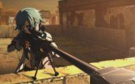 Sword Art Online Kirito And Sinon  23 Background Wallpaper