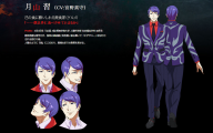 Tokyo Ghoul Characters  33 Free Hd Wallpaper