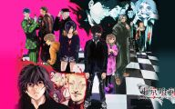 Tokyo Ghoul Characters  9 High Resolution Wallpaper