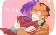 Yu Gi Oh Arc V Characters  18 Anime Background