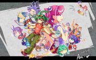 Yu Gi Oh Arc V Characters  27 Wide Wallpaper