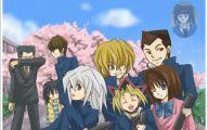 Yu Gi Oh Characters  2 Widescreen Wallpaper