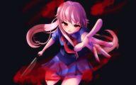 Anime Mirai Nikki 19 Free Wallpaper