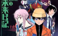 Anime Mirai Nikki 22 Hd Wallpaper