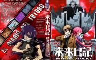 Anime Mirai Nikki 26 Free Wallpaper