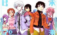 Anime Mirai Nikki 29 Widescreen Wallpaper